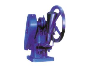 DP-120型单行压片机