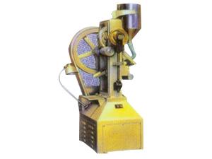 THP-4、THP-10花篮式压片机