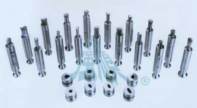 ZP17、19、33、35、37冲压片机各种异形冲模