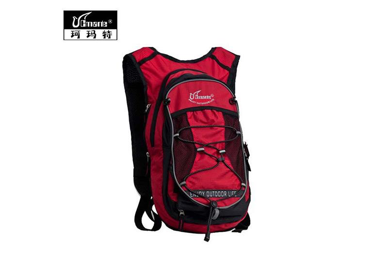 正品珂玛特 自行车双肩包 男女旅行包 水袋背包 户外骑行包