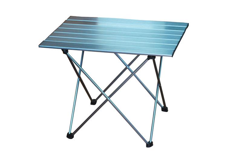 正品珂瑪特 戶外超輕鋁合金折疊桌椅野餐休閑宣傳桌椅便攜燒烤桌