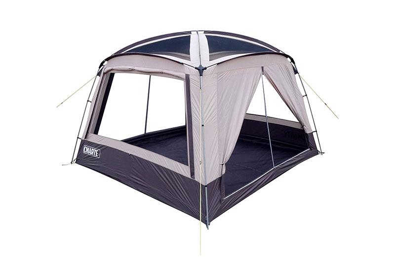 珂瑪特戶外一帳多用6-8個人露營帳篷循環透氣超大空間遮陽防曬
