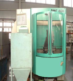 德国DMC 60H 卧式加工中心
