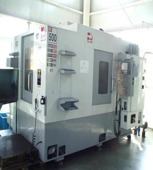 美国Haas EC500卧式加工中心