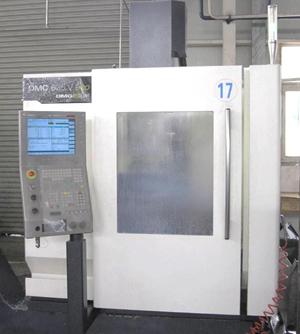 德国DMC 635V 立式加工中心