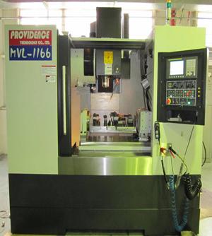 台湾基加 MVL -1166立式加工中心
