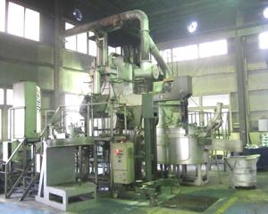 GTM-500快速集中熔化炉
