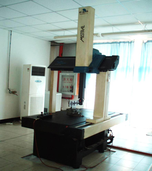 Mistral 三座标测量机