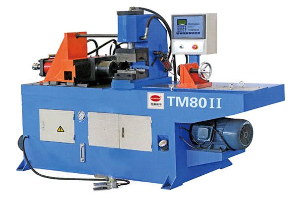 TM-80Ⅱ 管端成型机