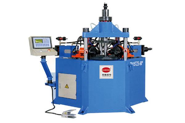 TM-15T2S90°管端成型机
