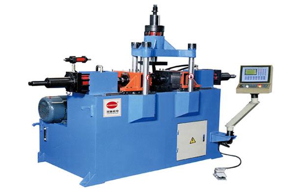 TM-15T2S180°管端成型机