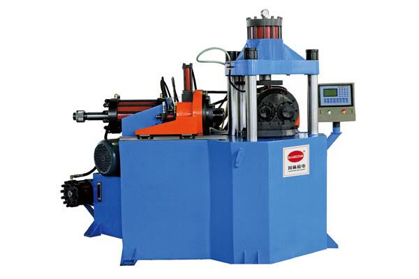 TM-35TS90° 管端成型机