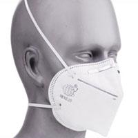 1068头带式抛弃型口罩