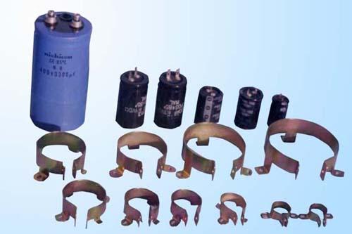 CD型电解电容器夹圈