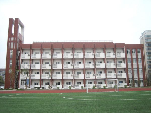 学生宿舍全景