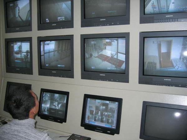 学校控制室