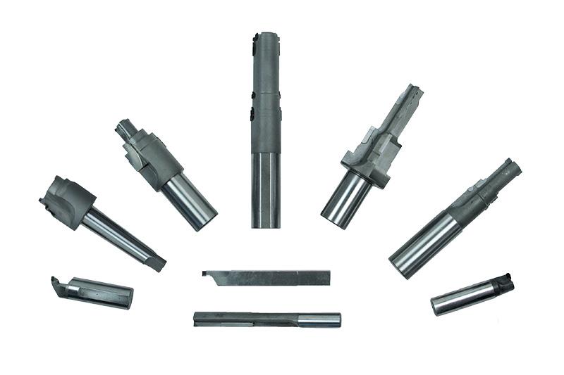 聚晶金刚石(PCD),聚晶立方氮化硼(PCBN)成型刀具(含内冷型)