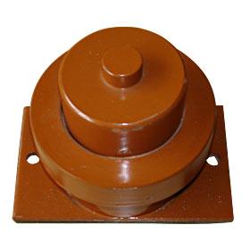 ZTH型防倾覆阻尼弹簧隔振器