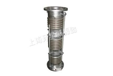 BW-ZP型直管压力平衡型不锈钢波纹补偿器