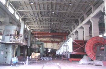 加工制造-重型联合车间