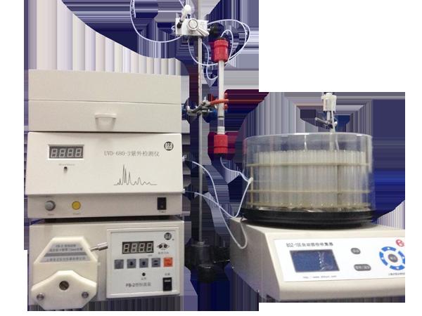 UAS-2A液相色谱层析分离仪