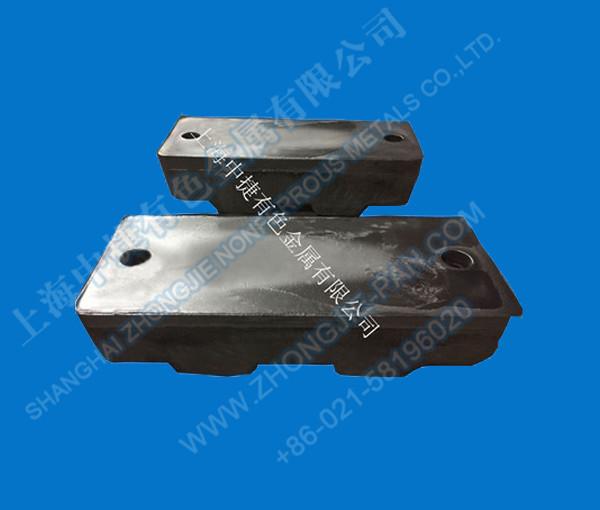 铝锌硅稀土合金块