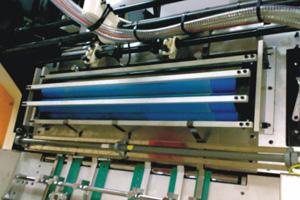 往返式全自动线网印刷机