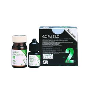 GC Fuji II LC -而至光固化树脂改良型玻璃离子