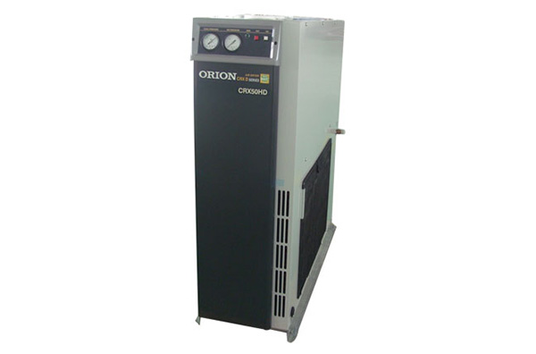中·小型冷凍式空氣干燥機(高溫入氣型)