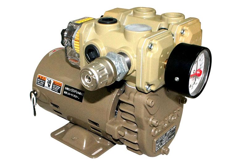 小型无油式真空泵