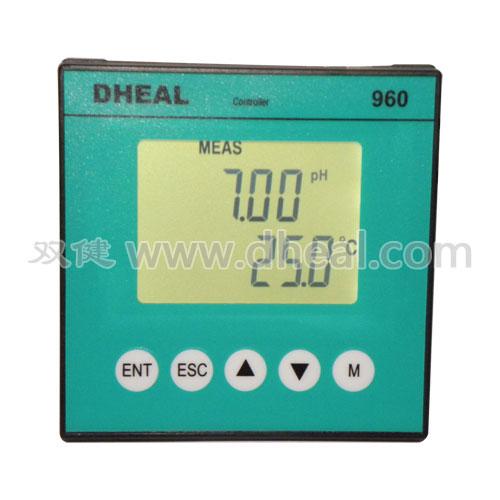 pH 960 ph/ORP 控制器/变送器