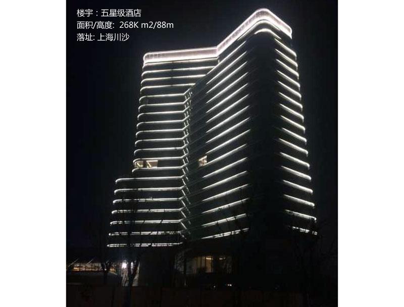 上海川沙凯越酒店