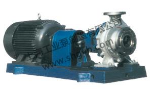 HGB chemical process pump
