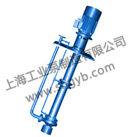HGB-YL Single-Stage Vertical Sump Process Pump