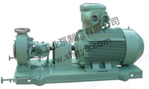 HGB-BK Heat Insulated Chemical Pump