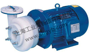 HGB-NF High Corrosion Resistance Chemical Pump