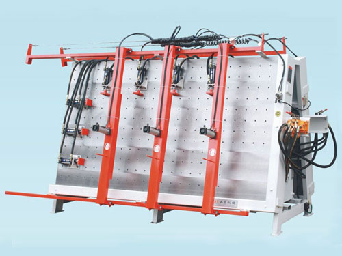 MH2110 液压拼板机