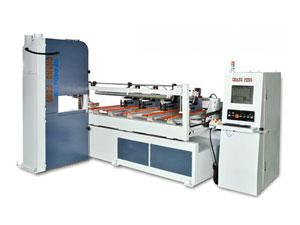 CNC带锯机