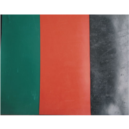Oil Resistance Slick Series Rubber Plate