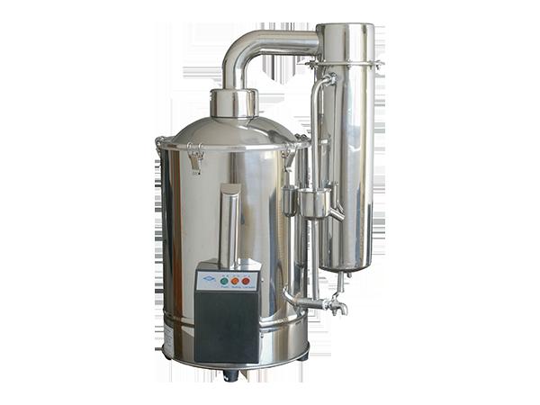 DZ20不銹鋼電熱蒸餾水器(斷水自控型)