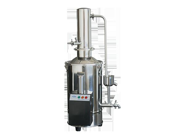DZ5/DZ10不銹鋼電熱蒸餾水器(斷水自控型)