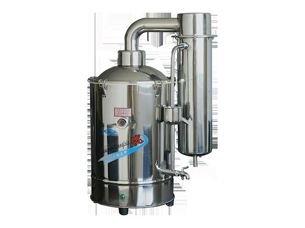 DZ20不銹鋼電熱蒸餾水器(普通型)