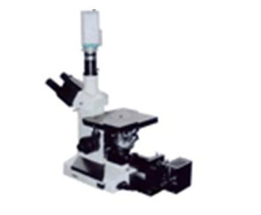三目图像金相显微镜4XC-V