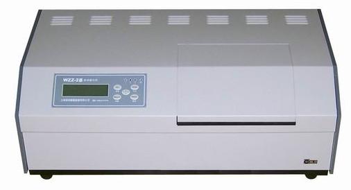 WZZ-2A/2B 数字自动旋光仪