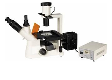 37XBY倒置熒光顯微鏡