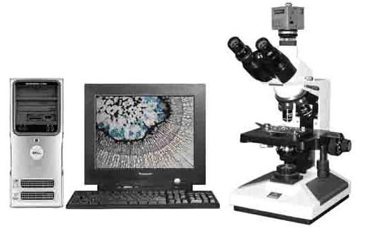 显微图像分析系统XSP-8CAS