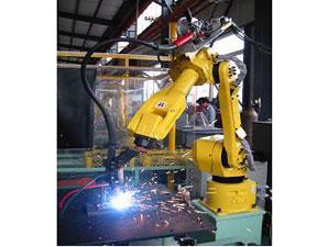 Robot烧焊机