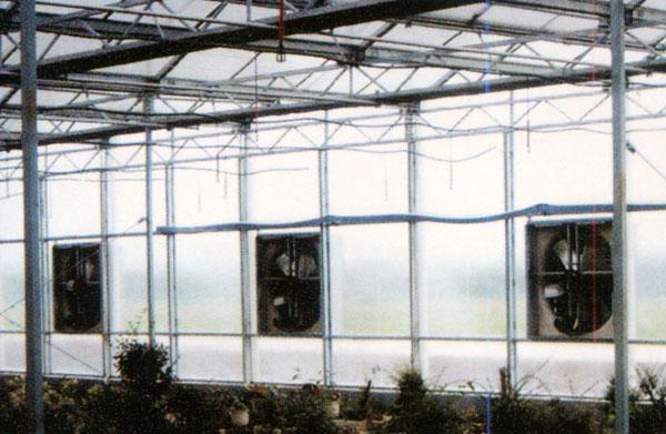 水帘通风系统