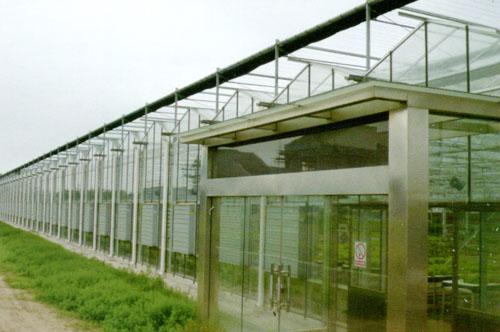 智能化玻璃温室