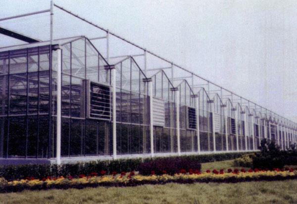 ZWS-2型育苗温室
